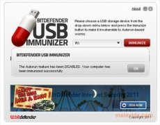 BitDefender USB Immunizer image 2 Thumbnail