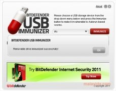 BitDefender USB Immunizer image 3 Thumbnail