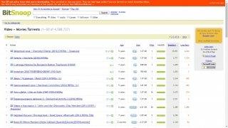 Bitsnoop imagen 6 Thumbnail