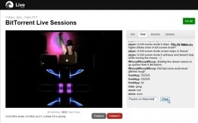 BitTorrent Live immagine 2 Thumbnail