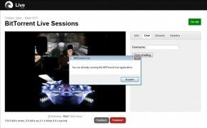 BitTorrent Live  Beta 0.4.11.286 imagen 3