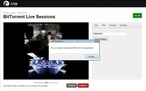 BitTorrent Live imagen 3 Thumbnail