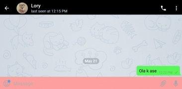 Black Messenger imagem 3 Thumbnail