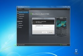 BlackBerry Desktop Manager Изображение 2 Thumbnail