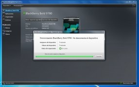 BlackBerry Desktop Manager image 7 Thumbnail