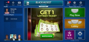 Blackjackist imagen 4 Thumbnail