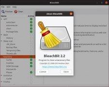 BleachBit imagen 2 Thumbnail