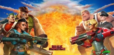 Blitz Brigade: ¡FPS online! imagen 2 Thumbnail