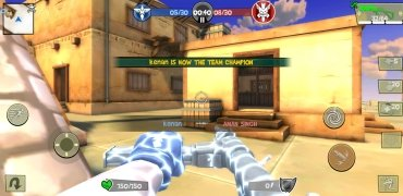 Blitz Brigade: Online-FPS-Spaß bild 5 Thumbnail