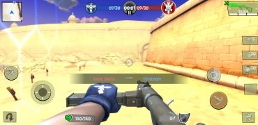 Blitz Brigade: Online-FPS-Spaß bild 6 Thumbnail