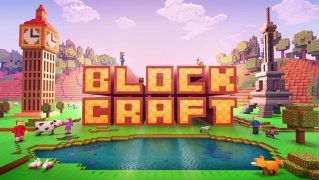 Block Craft 3D Simulatore immagine 1 Thumbnail