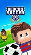 Blocky Soccer Изображение 1 Thumbnail