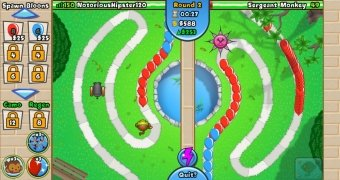 Bloons TD 5 image 5 Thumbnail
