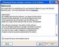 Bluetooth Driver Installer imagen 1 Thumbnail