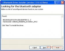 Bluetooth Driver Installer image 2 Thumbnail