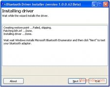 Bluetooth Driver Installer image 3 Thumbnail