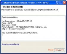 Bluetooth Driver Installer image 4 Thumbnail