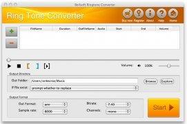 Boilsoft Ringtone Converter Изображение 1 Thumbnail
