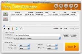 Boilsoft Ringtone Converter image 2 Thumbnail