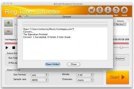 Boilsoft Ringtone Converter imagem 4 Thumbnail