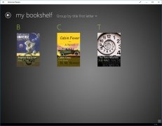 Bookviser Reader immagine 2 Thumbnail