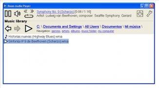 Boom Audio Player Изображение 1 Thumbnail