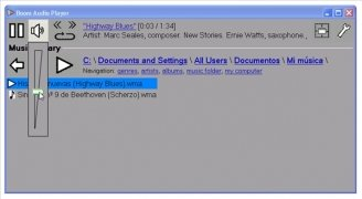 Boom Audio Player imagen 2 Thumbnail