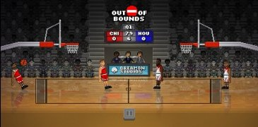 Bouncy Basketball imagen 10 Thumbnail