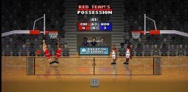 Bouncy Basketball imagen 2 Thumbnail
