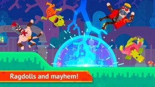 Bowmasters - Multiplayer Game image 3 Thumbnail
