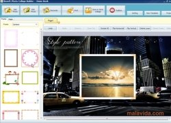 Boxoft Photo Collage Builder image 2 Thumbnail