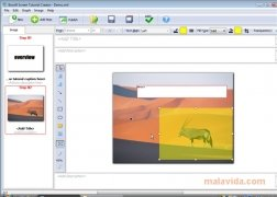 Boxoft Screen Tutorial Creator image 4 Thumbnail
