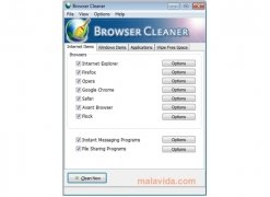 Browser Cleaner immagine 1 Thumbnail