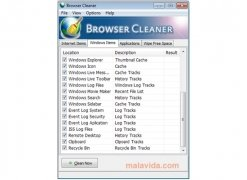 Browser Cleaner image 3 Thumbnail