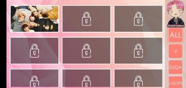 BTS KPOP Photo Puzzle Изображение 3 Thumbnail