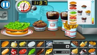Burger imagem 1 Thumbnail