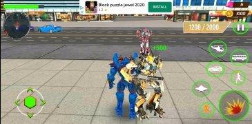 Bus Robot Transform Battle imagen 1 Thumbnail