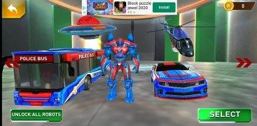 Bus Robot Transform Battle imagen 4 Thumbnail