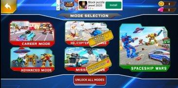 Bus Robot Transform Battle imagen 5 Thumbnail