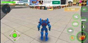 Bus Robot Transform Battle imagen 6 Thumbnail