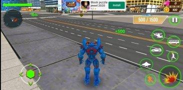 Bus Robot Transform Battle imagen 7 Thumbnail