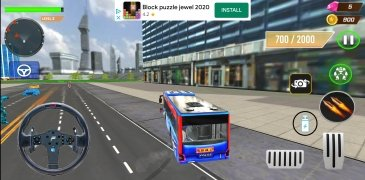 Bus Robot Transform Battle imagen 9 Thumbnail