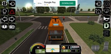 Bus Simulator Изображение 1 Thumbnail