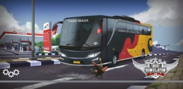 Bus Simulator Indonesia image 5 Thumbnail