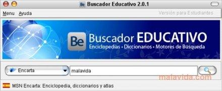 Buscador Educativo imagen 3 Thumbnail