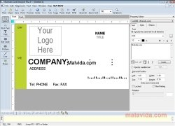 Business Card Designer immagine 1 Thumbnail