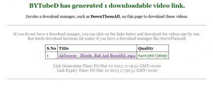 BYTubeD imagen 3 Thumbnail