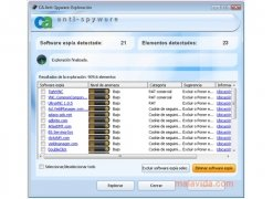 CA Anti-Spyware imagen 4 Thumbnail