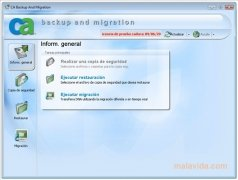 CA Backup and Migration imagen 1 Thumbnail