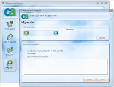 CA Backup and Migration imagen 3 Thumbnail